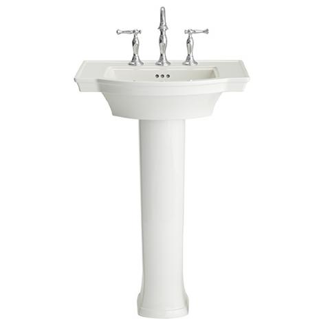 American Standard Bathroom Pedestal Sink