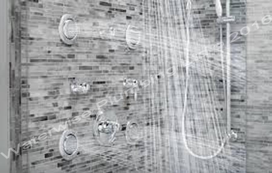 Custom Body Spray Shower Installation