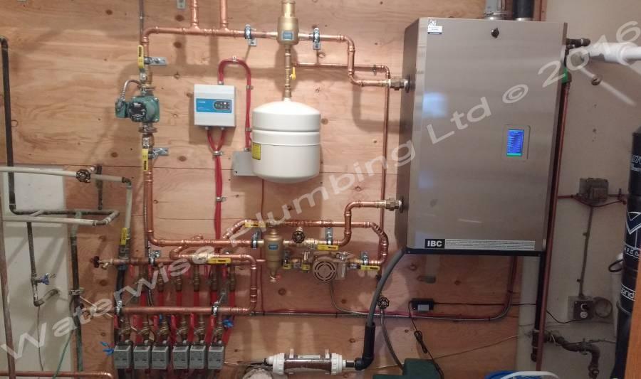 Full Plumbing Installation Service