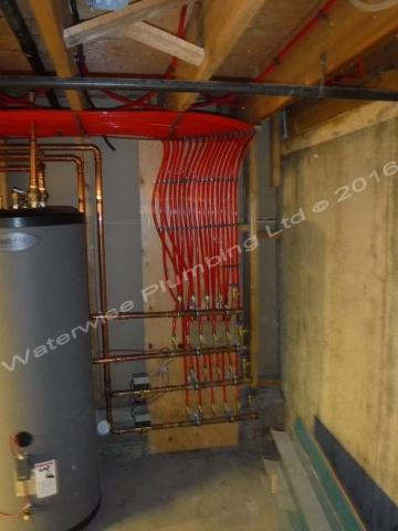 Infloor Heating Installers in Alberta