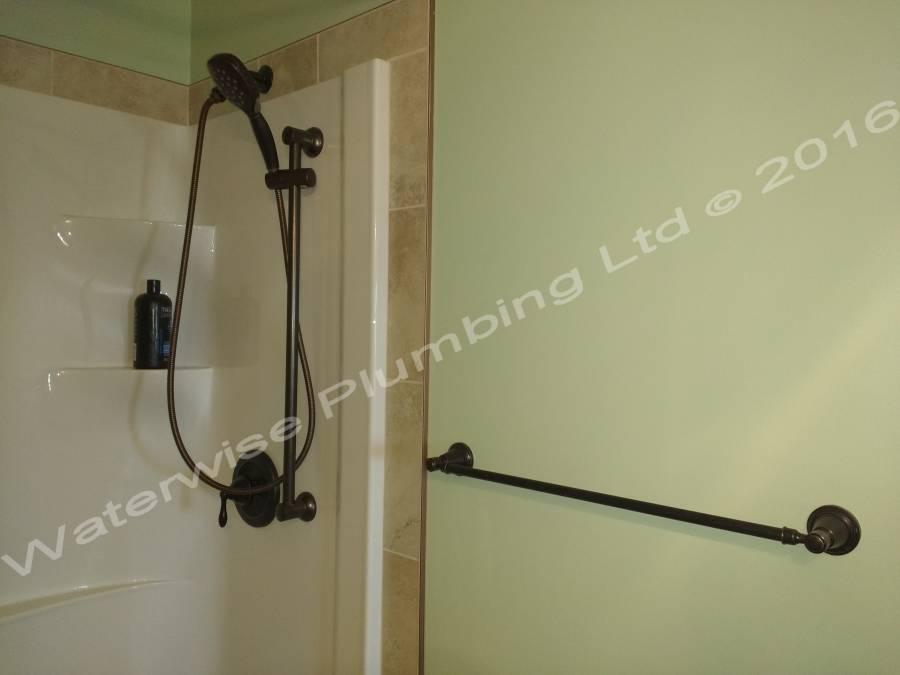 Shower Installation Contractor Torrington