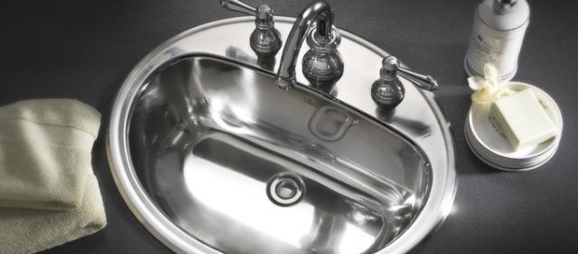 Kindred SS Bathroom Sink