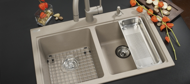 Kindred Granite Kitchen Sink