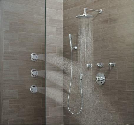 Moen Shower Example: Alberta