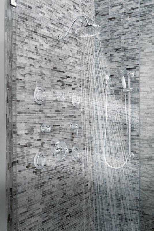 Moen Custom Body Spray Shower